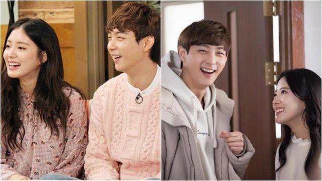 Lee Se Young berkencan dengan Hyun Woo