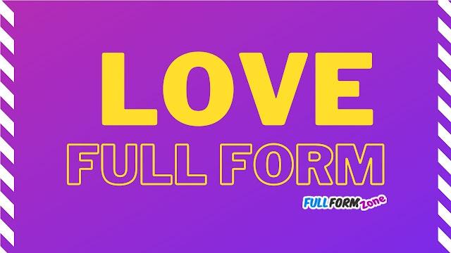 love full form