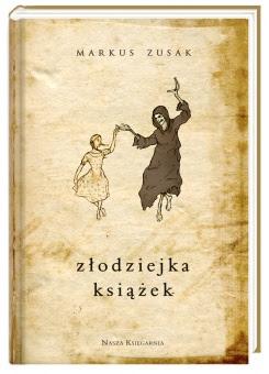 Zdobycze biblioteczne - Złodziejka książek