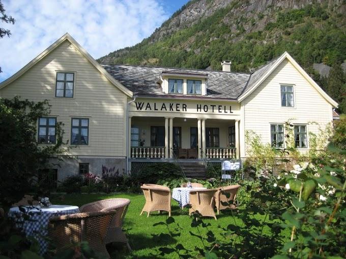 Исторические, живописные и уникальные отели Норвегии