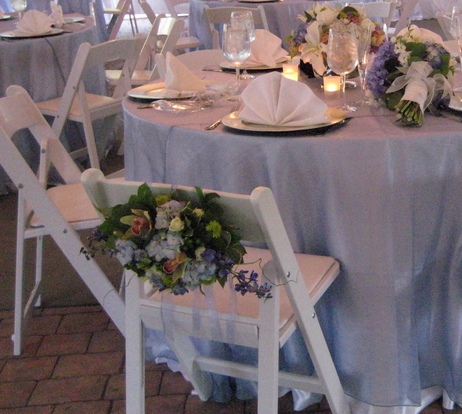 Wedding Chapel Decoration Ideas: Weddings On Wirt Street: Wedding Ceremony Chair Decorations