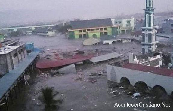 Tsunami de Indonesia 2018