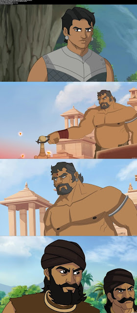 Baahubali The Lost Legends Ep 06 The Legend Of Katappa 2017 HDRip 720p Hindi