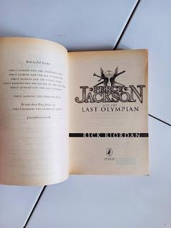 1 Percy Jackson And The Last Olympian