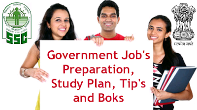 SSC CGL and Government Jobs Preparation tips study plan 2020