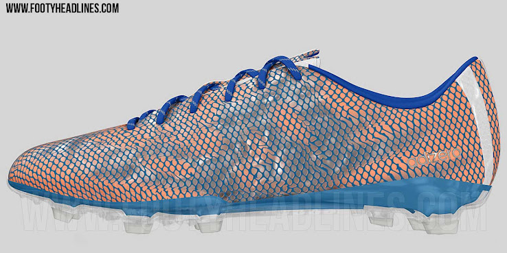 2a6b3fbd0ee8 Custom mi Adidas F50 Adizero 2015 Boots Leaked - Footy Headlines