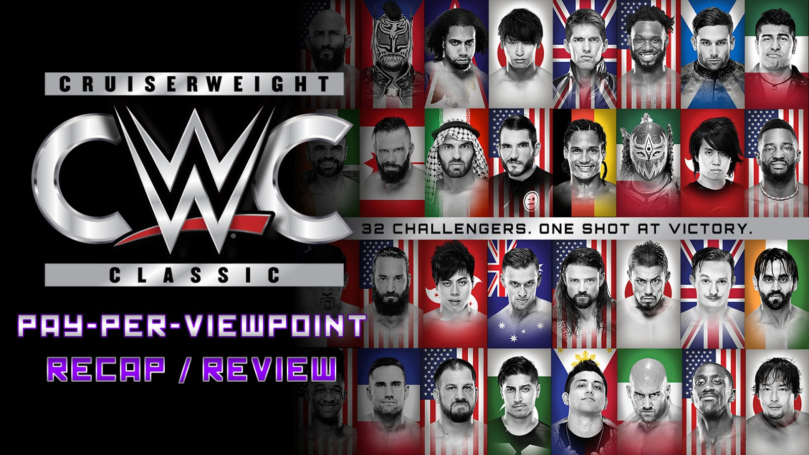 WWE Cruiserweight Classic 2016 Recap and Review Podcast