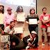 Ganadores del Slam 1 de Poesía Oral en Lima 2017