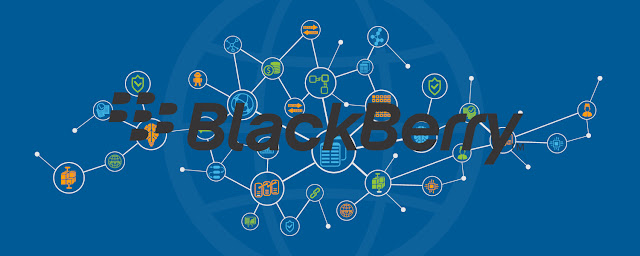 New Blockchain Solution By BlackBerry