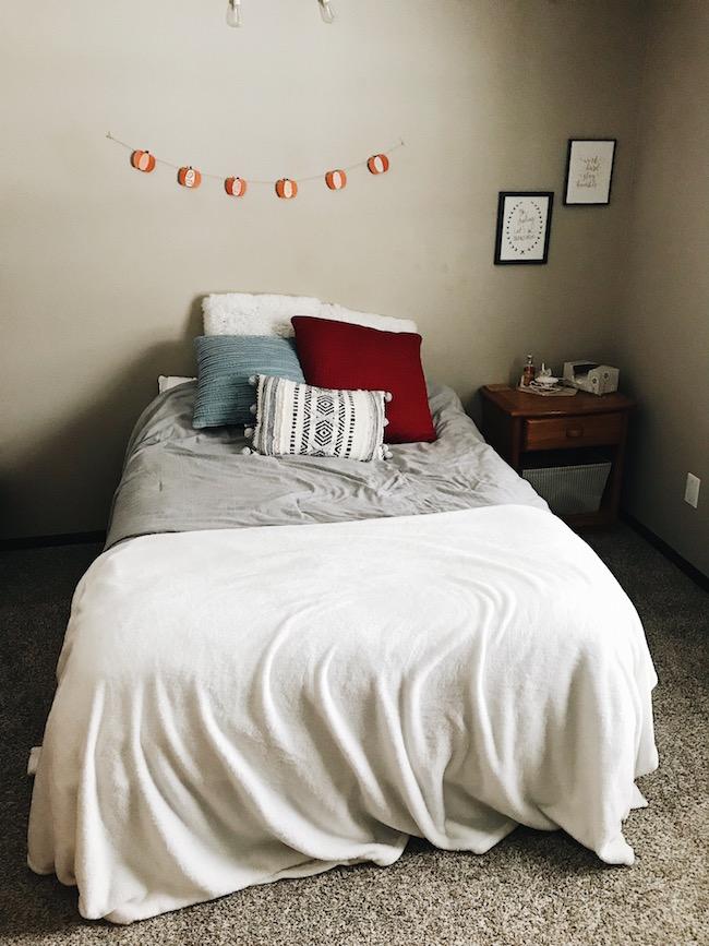 College Room Tour 2018