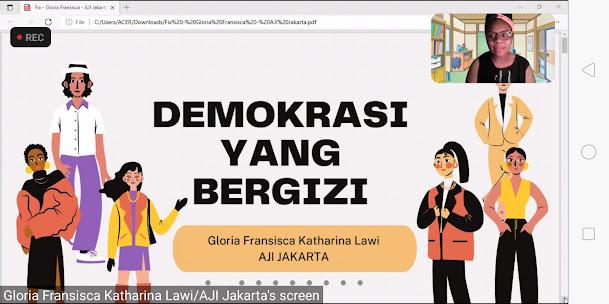 BEM FISIP UNS Ajak Mahasiswa Wujudkan Demokrasi di Era Digital