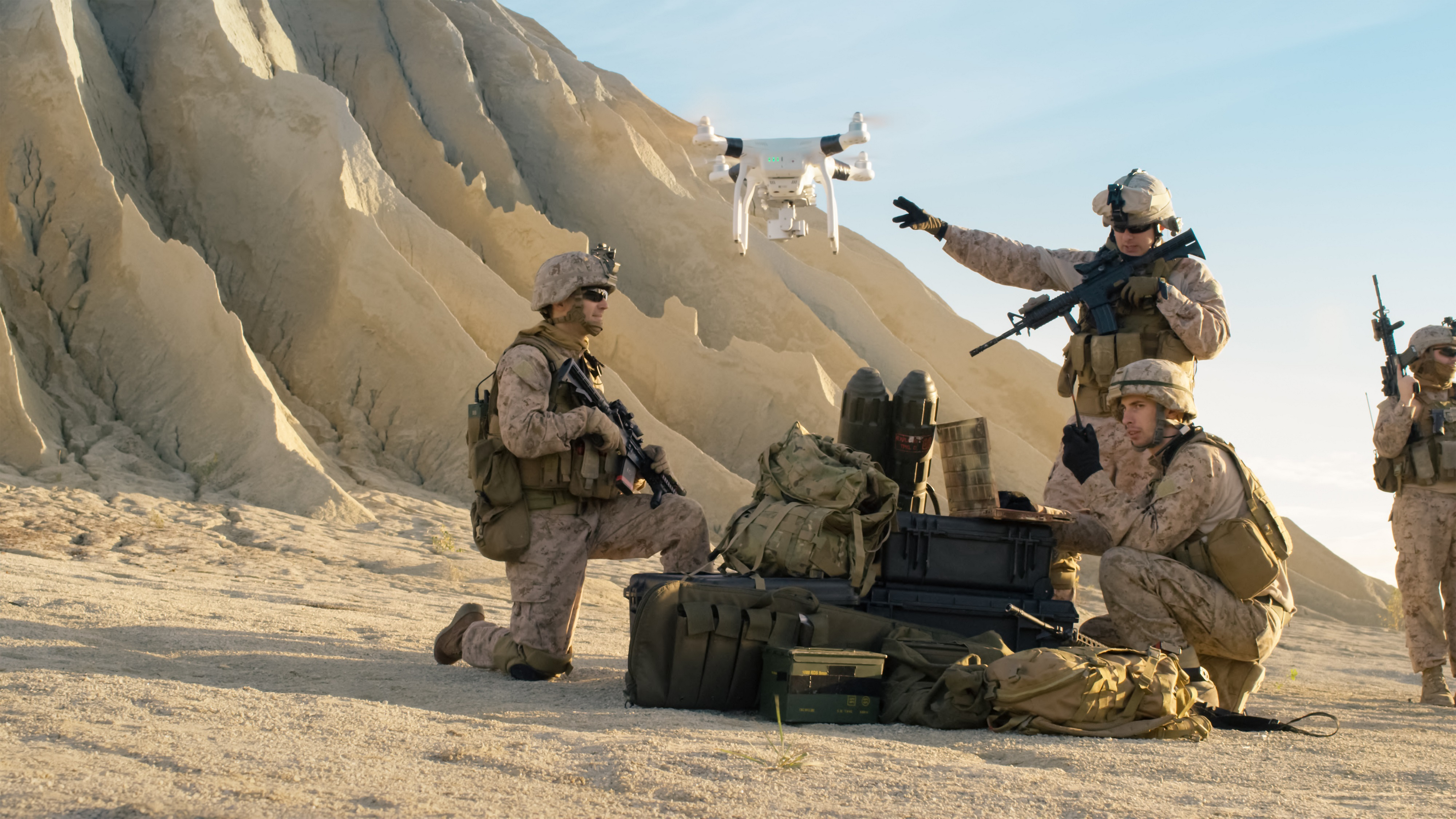 US Army Taps Autonomous Drones To Resupply Troops