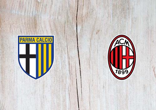Parma vs Milan -Highlights 10 April 2021