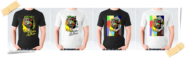 Design Tshirt Sendiri - Design Your Own Gifts