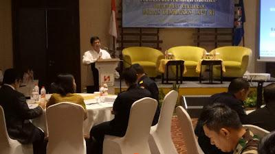 Workshop Harmonisasi Kebijakan Internasional Keamanan Laut Resmi Dibuka