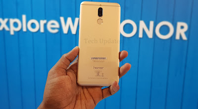 Honor 9i Photo Gallery & Hands On