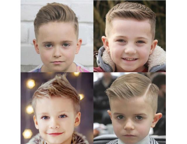 Model Rambut Pendek Untuk Orang Tua