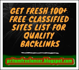 Top 100 Free Classified Submission Sites List In India 2020