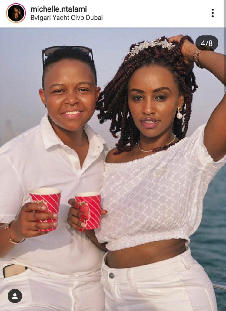 mm2 - More PHOTOS of MICHELLE NTALAMI, the SEXY LADY driving Kenyan Lesbians crazy-Even rapper FENA GITU.