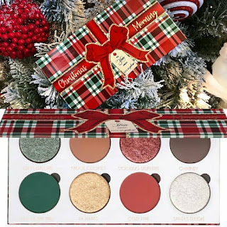 GiveMeGlow Christmas Morning Palette