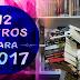 12 livros para 2017