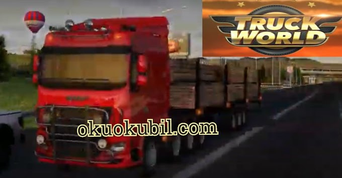 Truck World v1.1867 Euro American Tour Simulator Sınırsız Para 2020