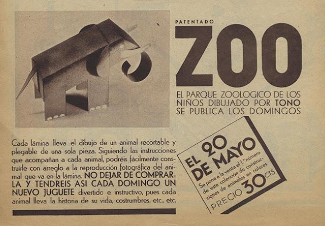 Zoo de Tono (Antonio de Lara Gavilán)