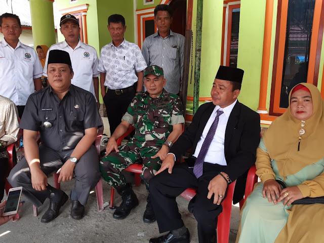 Budi Hermanto Kades Pilihan Warga Negri Kaya Tanjung Sakti PUMI lahat