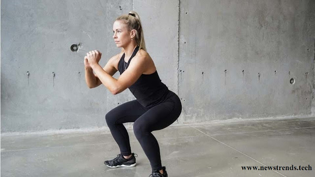 body weight squat exercise - newstrends