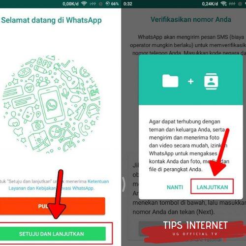 Cara membuat pesan chat WA tidak bisa di tarik pengirim 2
