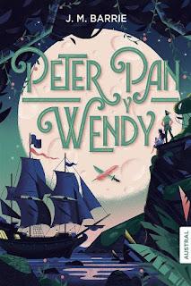 Peter Pan y Wendy   J.M. Barrie