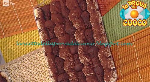 Babamisù ricetta De Riso da Prova del Cuoco