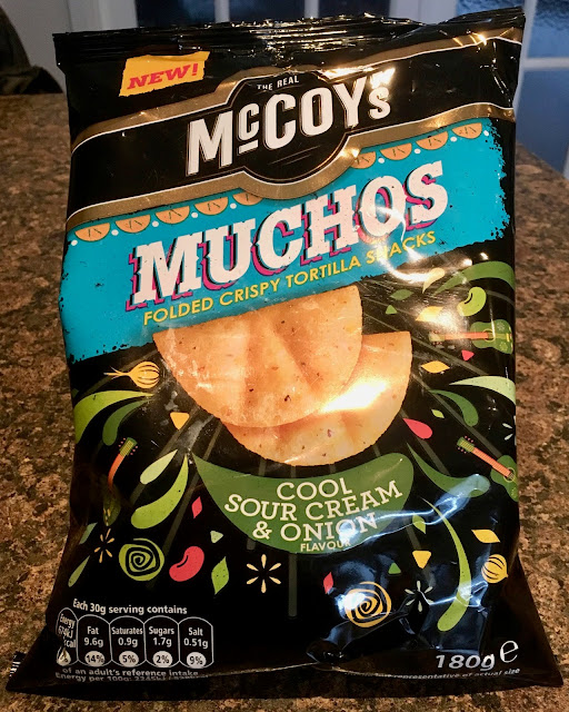 McCoys Muchos Cool Sour Cream and Onion