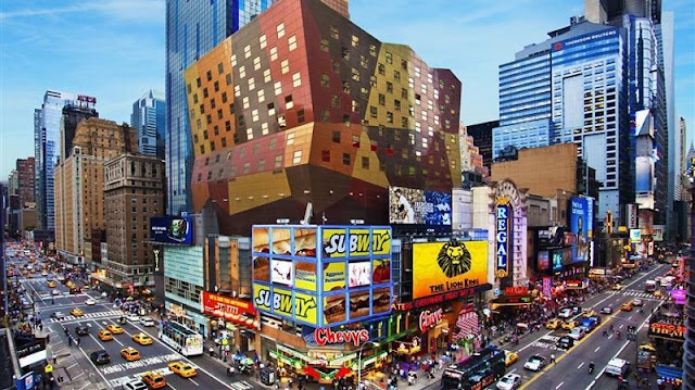 Hotel Westin Times Square