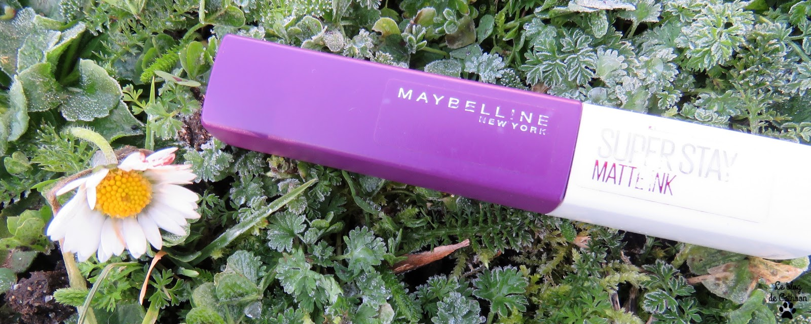 Superstay Matte Ink 40 Believer - Maybelline