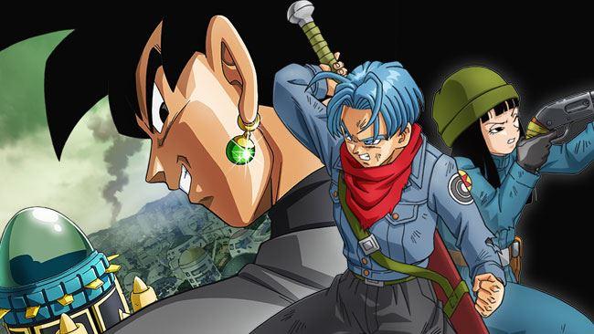 Dragon Ball Super -Saga de Trunks del Futuro (EP43 - EP76)