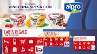 Logo Vinci una spesa con Alpro: in palio 14 buoni spesa da 200€