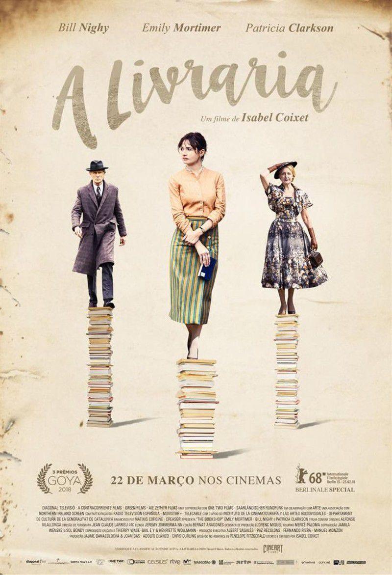 A Livraria – um filme despretensioso e lindo