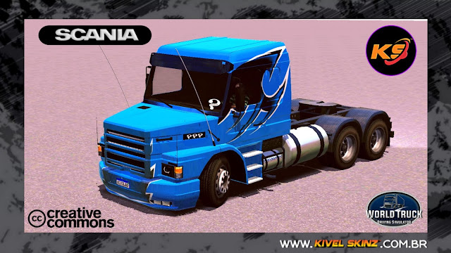 SCANIA T113 - GRAFISMOS