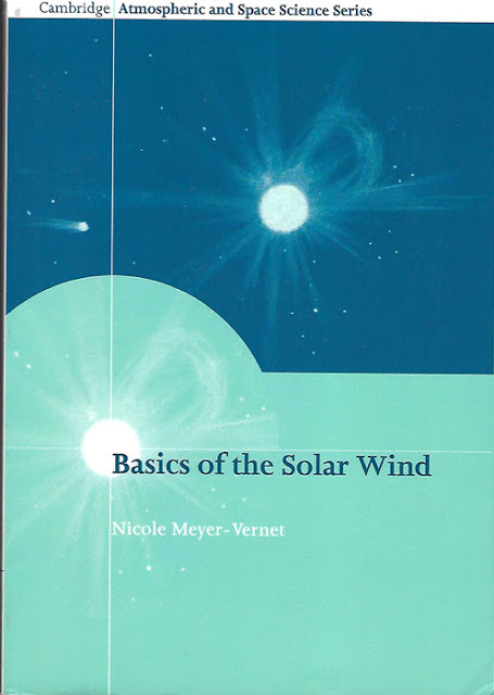 "Great textbook for understanding solar winds  (Source: ""Basics of the solar wind"", N. Meyer-Vernet)"