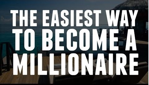 The Easiest To Become A Millionaire - Healthy Articlese