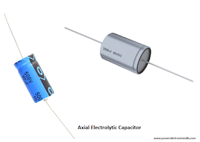 Axial Electrolytic Capacitor Lifespan