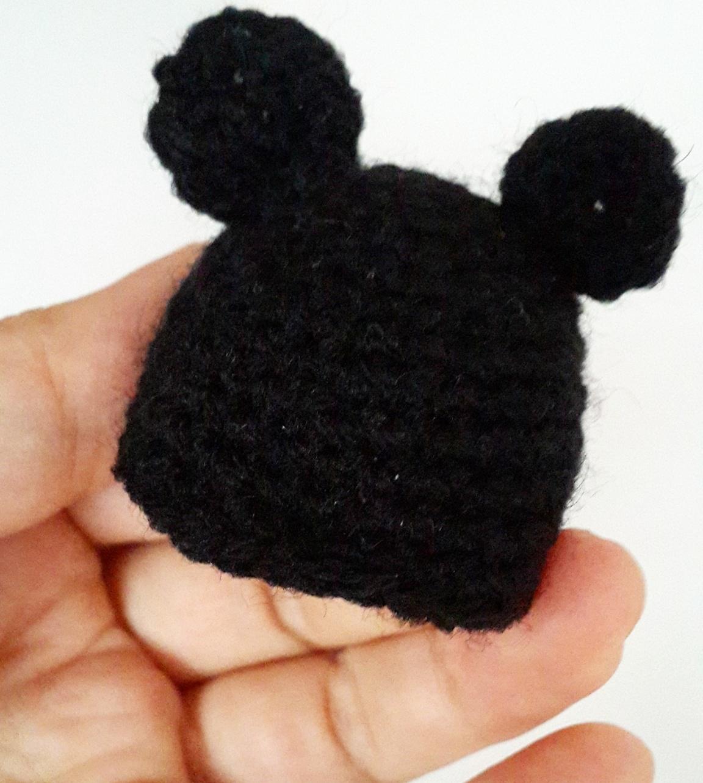 Amigurumi Minnie ve Mickey Mouse Anahtarlık Yapımı - Örgü Modelleri | 1283x1152