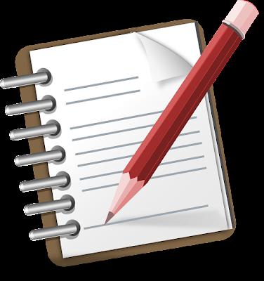 Kerja sebagai penulis artikel