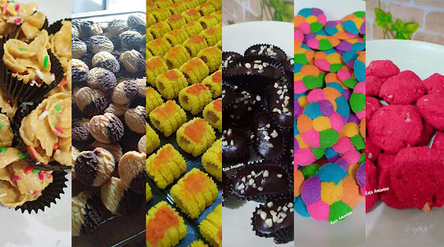 15 Resepi Biskut Dan Kuih Raya Popular