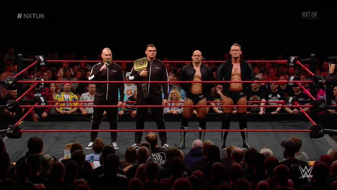 Replay: WWE NXT UK 11/09/2019