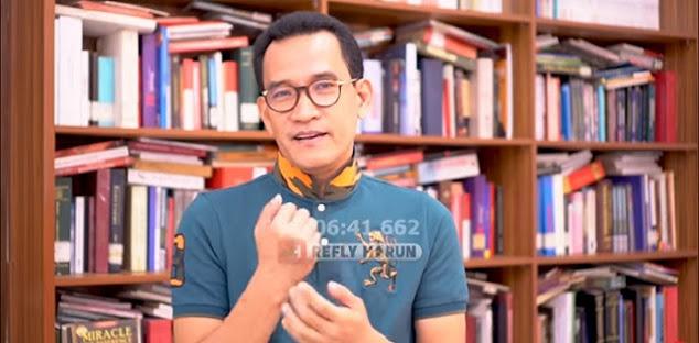 Jokowi Kirim Bunga Untuk Kim Jong Un, Refly Harun: Ngapain?