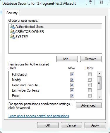 Windows Installer (MSI)