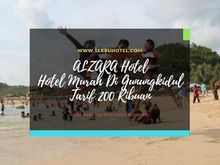 ALZARA Hotel, Hotel Murah Di Gunungkidul Tarif 200 Ribuan