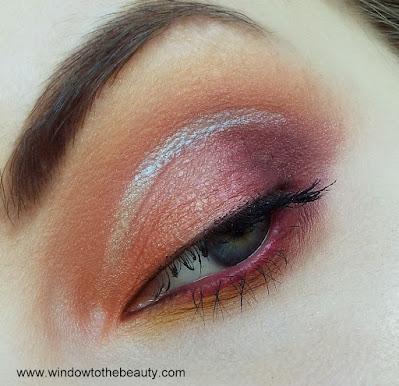 spring colorful makeup